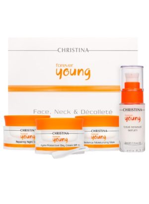 Christina Forever Young Face, Neck & Decollete Kit
