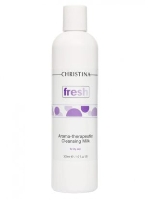 Fresh-Aroma Theraputic Cleansing Milk for dry skin