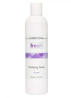 Purifying Toner for dry skin with Lavender