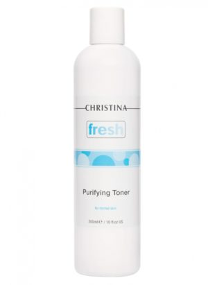 Purifying Toner for normal skin with Geranium