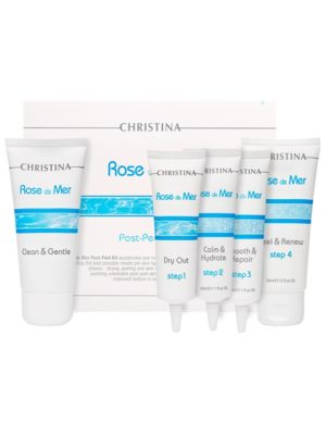 Rose De Mer Post Peeling Kit