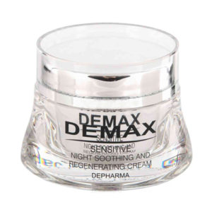 demax-sensitive-night-soothing-and-regenerating-cream-800x600w
