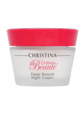 CHATEAU DE BEAUTE DEEP BEAUTE NIGHT CREAM